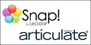 Logo's Snap! en Articulate
